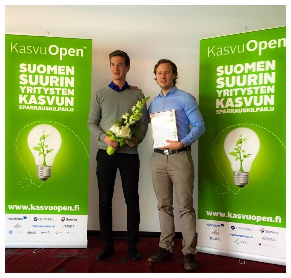 Hakukonekeisari Kasvu Open 2015